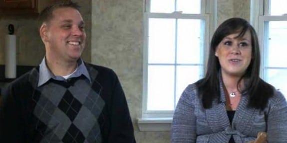 Andrea and Mark Rivas