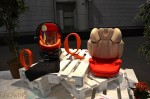 Aton Q infant Car seat and Q-Fix Booster