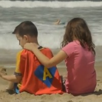 Twin Sister Shares Super Power of Brother with Autism in Upcoming Documentary