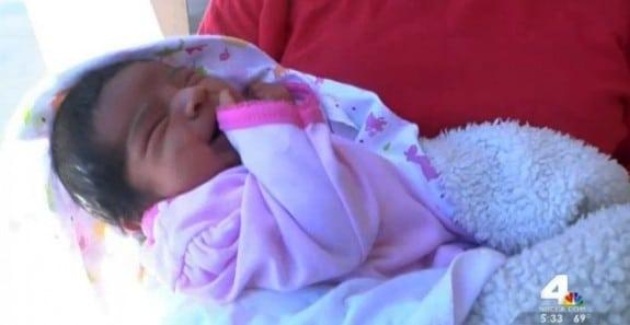 Baby Daniella Perez