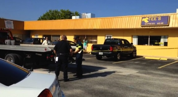 Baby Found unresponsive in back of truck, FLA