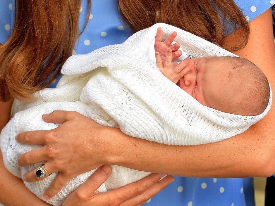 Baby George Alexander Louis