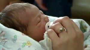 Baby Hanna Moyer