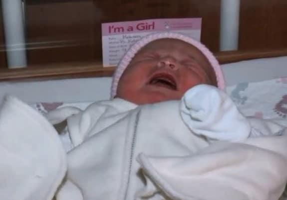 Baby Hazel Kohnen