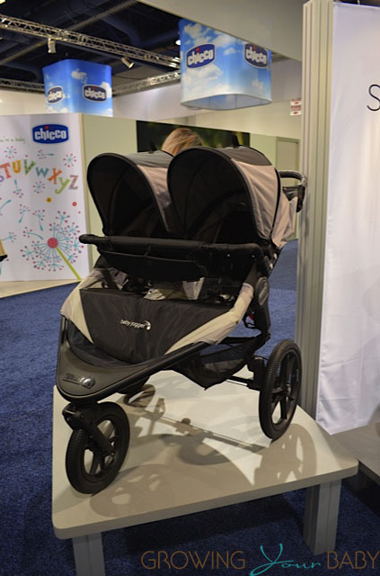 Baby Jogger 2014 Summit X3 Double