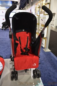 Baby Jogger 2014 Vue Stroller - seat reversed