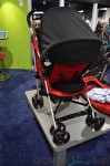 Baby Jogger 2014 Vue Stroller seat reversed