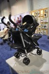 Baby Jogger 2014 Vue Stroller with infant seat