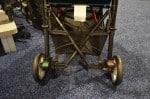Baby Jogger City Mini Zip stroller - back