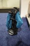 Baby Jogger City Mini Zip stroller - folded