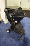 Baby Jogger City Mini Zip stroller - with infant seat