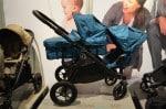 Baby Jogger City Select stroller - black frame