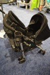 Baby Jogger Vue Double Stroller - one seat each way