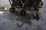 Baby Jogger Vue Double Stroller - wheels