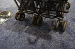 Baby Jogger Vue Double Stroller - wheels