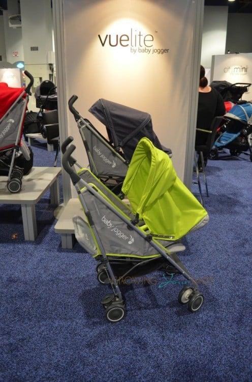 Baby Jogger Vue lite stroller