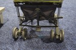 Baby Jogger Vue lite stroller - storage