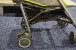 Baby Jogger Vue lite stroller - wheels