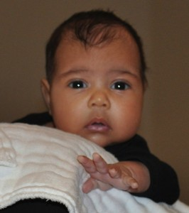 Baby North West