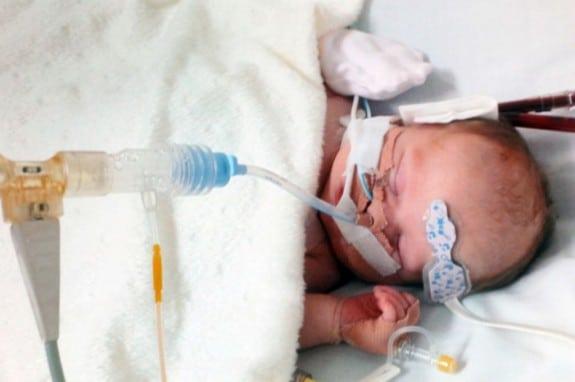 Baby Tiarna Middleton