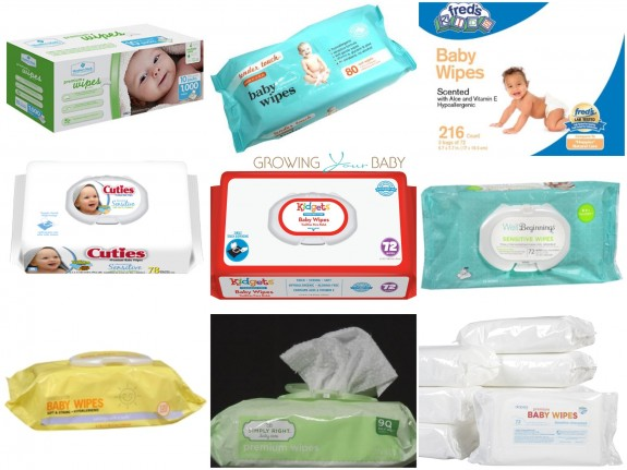 Baby Wipes recall