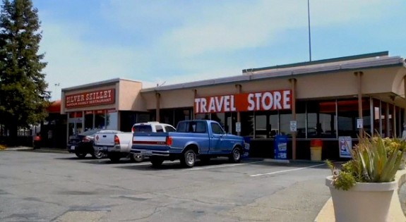 Baby reportedly abandoned at truck stop