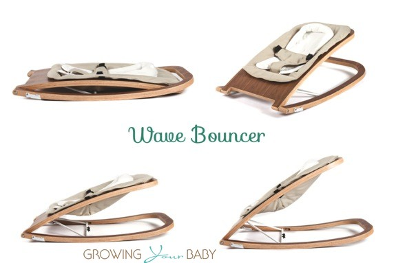 BabyHome Wave Bouncer