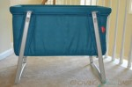 Babyhome Dream Cot - side view