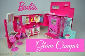 Vacation in Style with BARBIE Sisters' Deluxe Camper!