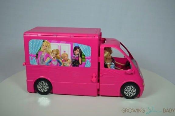 Barbie Sisters Glam Camper 2014