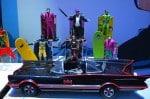 Batman Classic TV Series Action figures and Batmobile Vehicle