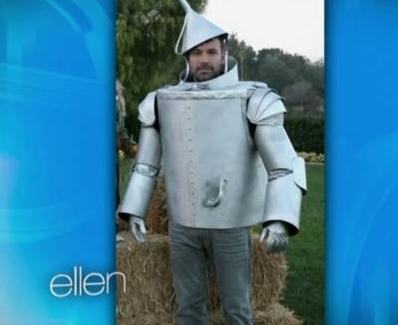 Ben affleck at tin man