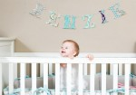Beverley Mitchell's daughter Kenzie's nursery