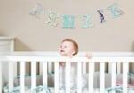 Beverley Mitchell's daughter Kenzie's nursery