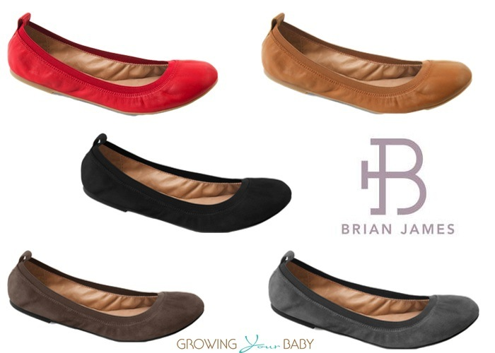 Brian James Angie Flats - color choices
