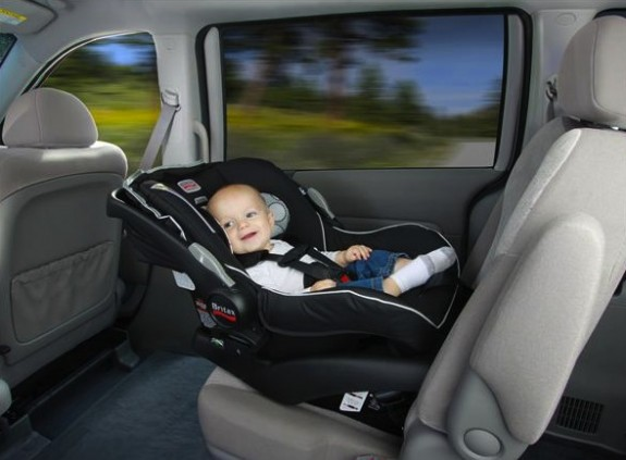 Britax b-safe infant seat