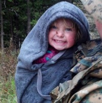 Michigan Toddler Found After Being Missing in The Woods For 22 Hours