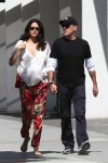 Bruce Willis out with pregnant wife Emma Heming