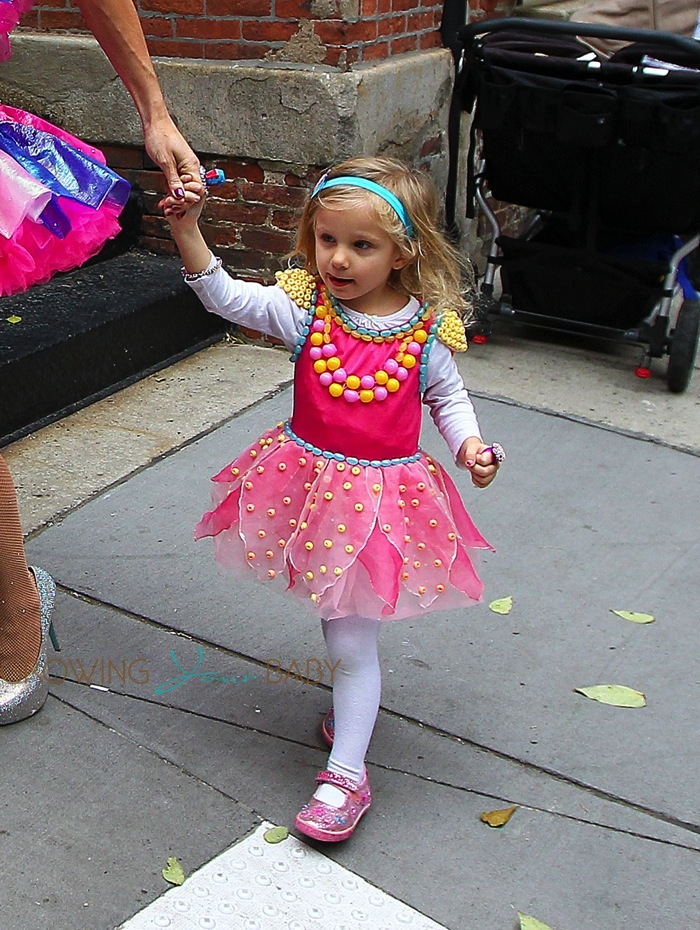 Bryn Hoppy Dresses Up For Halloween Growing Your Baby
