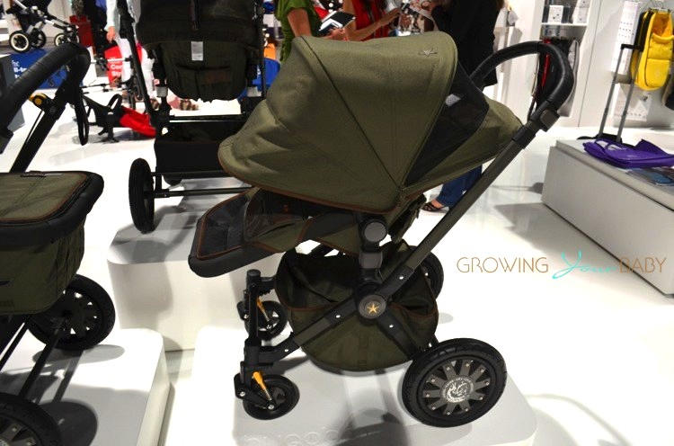 Ongekend Bugaboo Cameleon 3 Diesel Special Edition Stroller - Growing Your Baby GN-21