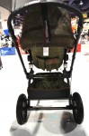 Bugaboo Cameleon 3 Diesel Special Edition Stroller - back view
