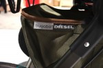 Bugaboo Cameleon 3 Diesel Special Edition Stroller - badging