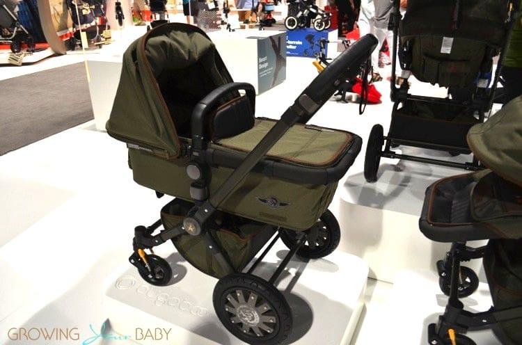 Wonderbaarlijk Bugaboo Cameleon 3 Diesel Special Edition Stroller - bassinet IV-75