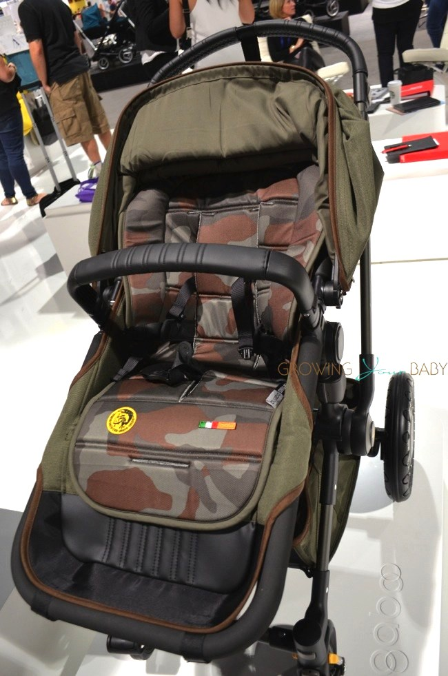 Bugaboo Cameleon 3 Diesel Special Edition Stroller Camo