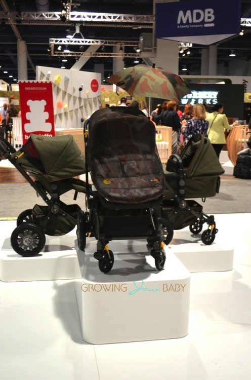 Bugaboo Diesel Special Edition Stroller collection