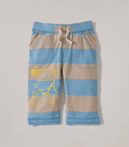 Burt's Bees Toddler Board shorts