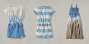 Burts Bees Toddler SS14 collection