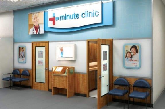 CVS Convenience clinic