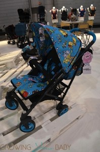 CYBEX Jeremy Scott Food Fight Collection Callisto