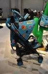 CYBEX Jeremy Scott Food Fight Collection - ONYX stroller